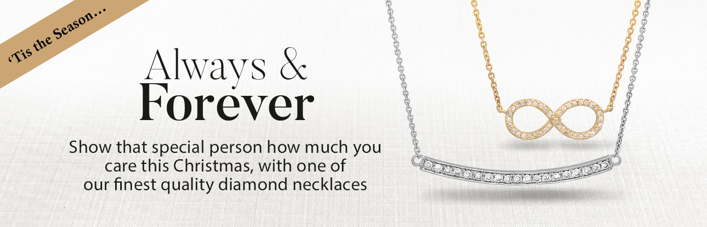Diamond Necklace Pendant Gift