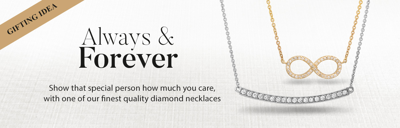 Diamond Necklace & Pendant Gifts